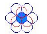 6 átomos