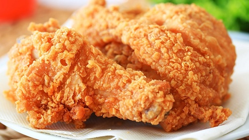 طريقة سهلة لتحضير الدجاج البروستيد اللذيذ