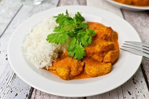 دجاج تكا مسالا الهندي
