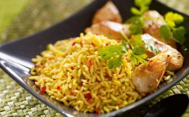 طريقة عمل الرز بالزعفران والدجاج
