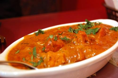 اللحم الناشف على الطريقة الهندية