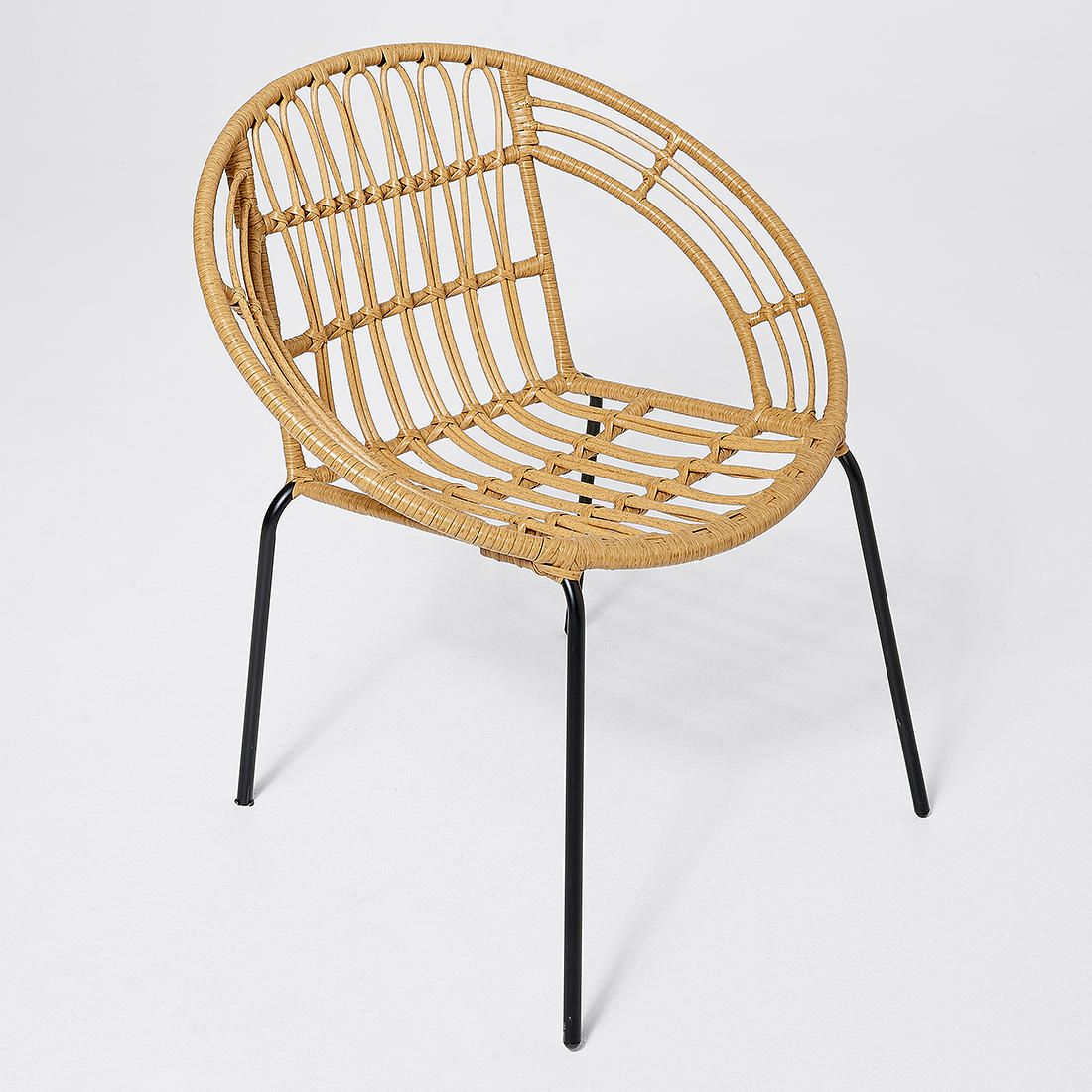 Target Australia Furniture Willa Woven Rattan Chair