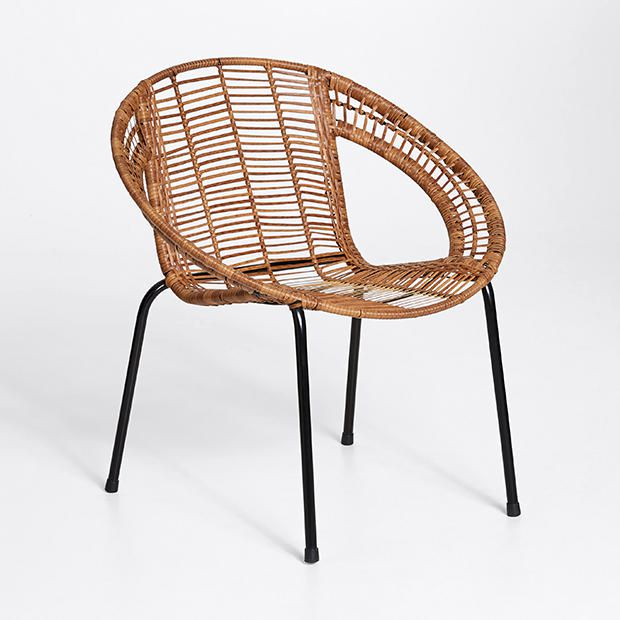 Target Australia Furniture Woven Lounger Chair