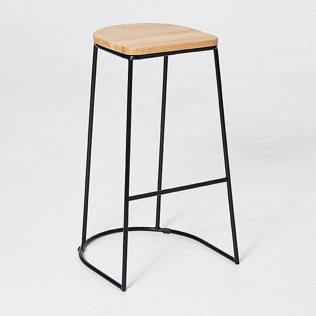 Target Australia Furniture Metal And Wooden Bar Stool