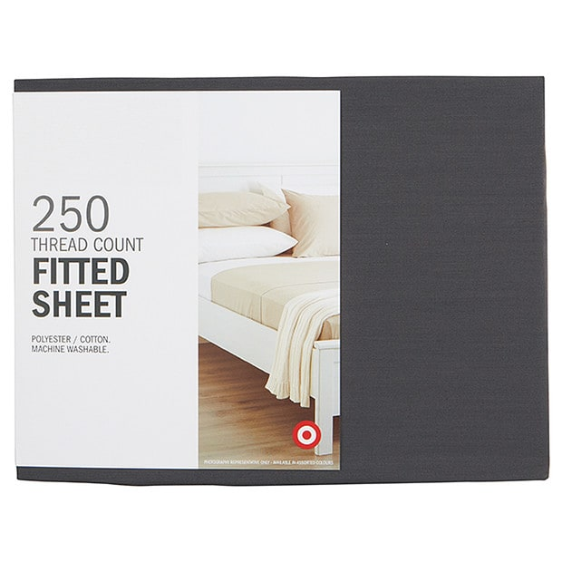 Australia King Size Bed Dimensions Target 250 Thread Count Fitted Sheet Vapour Target Australia