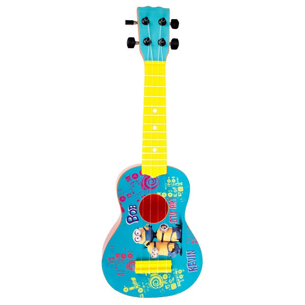 Toy Guitar Target Minions 21