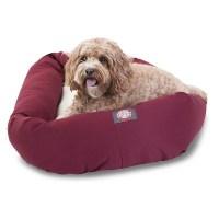 Majestic Pet Sherpa Bagel Dog Bed : Target