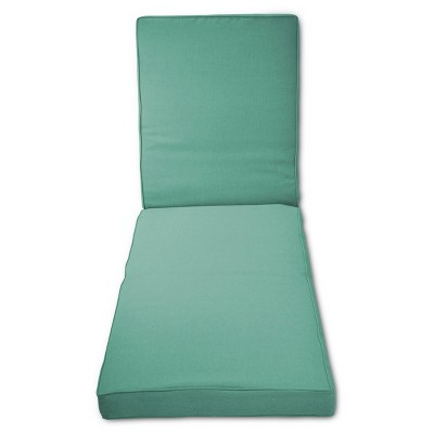 Belvedere Outdoor Replacement Patio Chaise Lounge Cushion