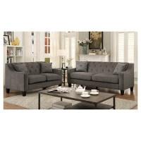 Mocha Sofa Signature Design By Ashley Montgomery Mocha ...