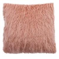 decorative faux fur pillows : Target