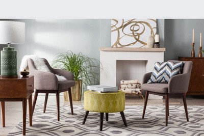 Modern Decor Midcentury Modern Decor Target