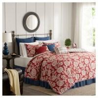 Rose Cotton Twill Comforter Set 9pc : Target