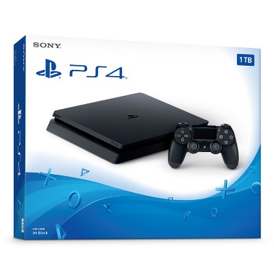 PlayStation® 4 1TB Console : Target