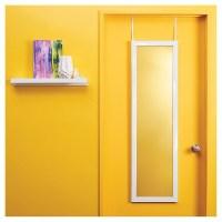 Over-the-Door Mirror - Room Essentials : Target