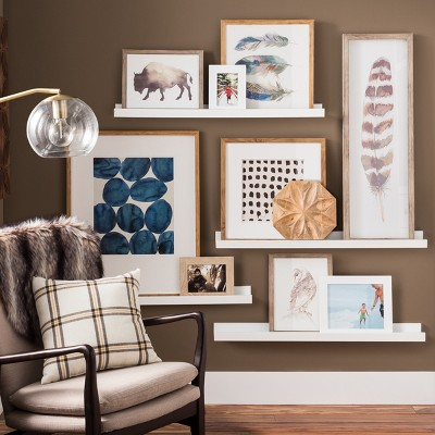 Pictures On The Wall Gallery Wall Ideas Target