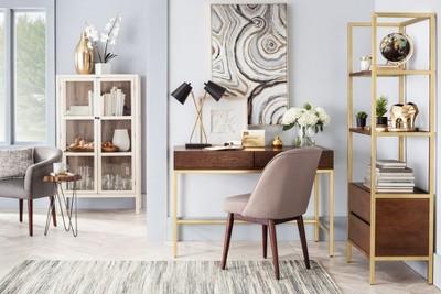 N target kitchen chairs Threshold office furniture