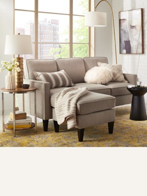 Sectional Sofa Living Room Layout Sofas Sectionals Target