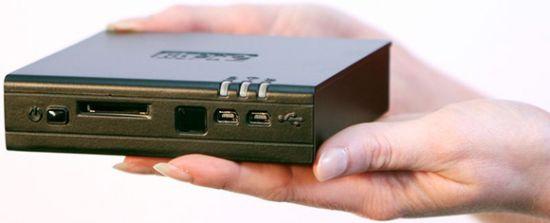 fit pc2 11 [desktop] Fit PC2, que promete ser o menor PC desktop do mundo.