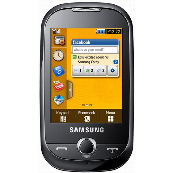 Samsung-Corby-S3650-CDMA-India