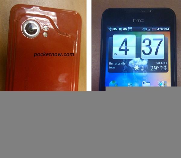 incrediblefoto [smartphone] O HTC Incredible vaza na web, em imagens e algumas especificações
