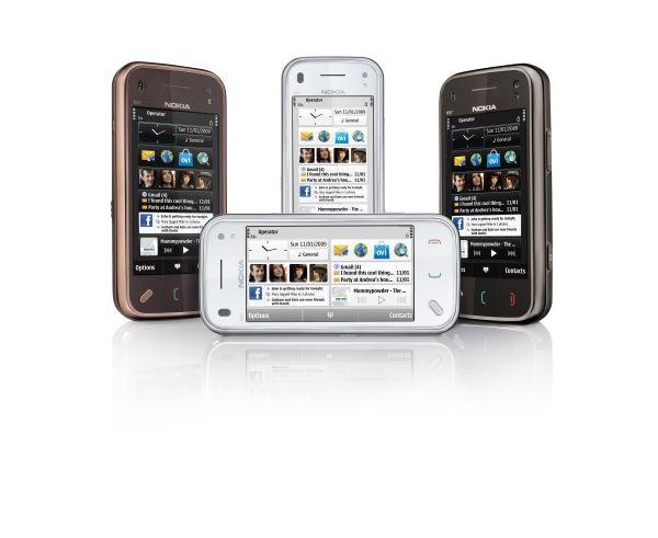 N97mini 001 [smartphone] Lançamentos da Nokia no Brasil, em detalhes   Parte 01: Nokia N97 Mini