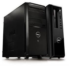vostro 230 03 18 2010 [desktop] Novos desktops Dell: Vostro 230 Slim, versão mini torre e torre compacta