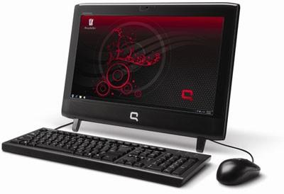 hp compaq presario cq1 1020 dom nell [desktop] Compaq Presario CQ1 1020, o all in one econômico da HP