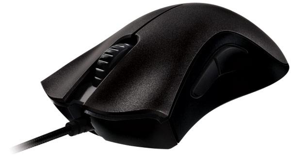 deathadder black Razer DeathAdder Black Edition, um mouse com melhor agarre para suas mãos