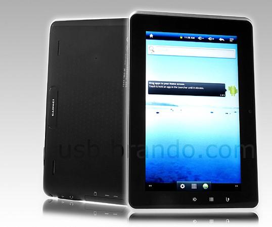 gadmei t863 3d tablet press Brando apresenta um tablet 3D sem necessidade de óculos e que custa menos de US$ 200