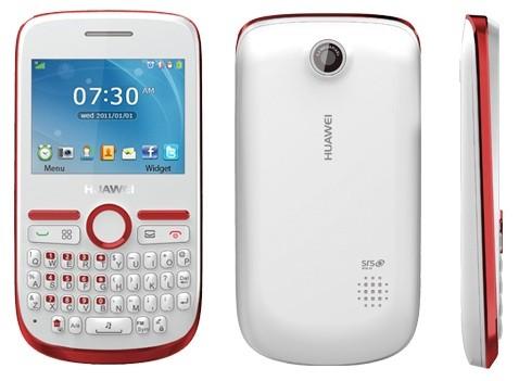 hichatportada27enero Huawei HiChat (G6608), simplicidade e um telcado QWERTY