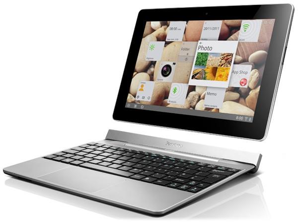 lenovos ideatab s2 10 joins the tablet transformation gang pa Lenovo IdeaTab S2: processador Snapdragon de 1.5 GHz, Android 4.0 e teclado dock