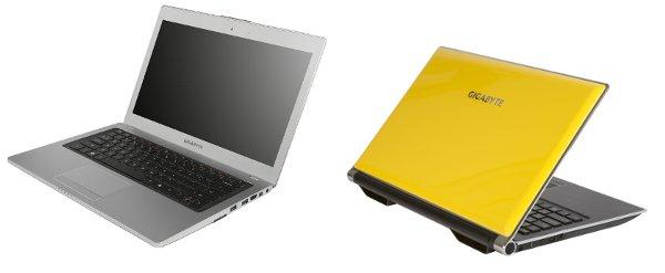 3 5 2012gigabytecebit Gigabyte anuncia o Ultrabook U2442, e o portátil para jogos P2542G na #CeBIT2012