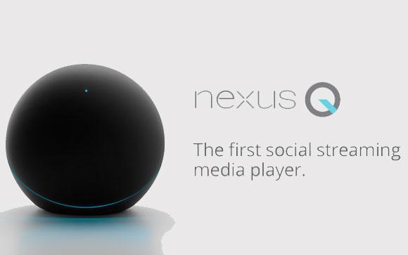 nexus q O Nexus Q desapareceu da páguna de produtos Google Nexus