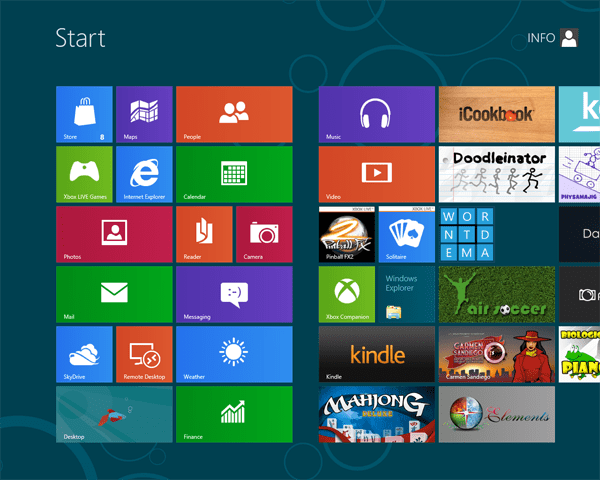windows8 600 Bill Gates garante que o Windows 8 será grande