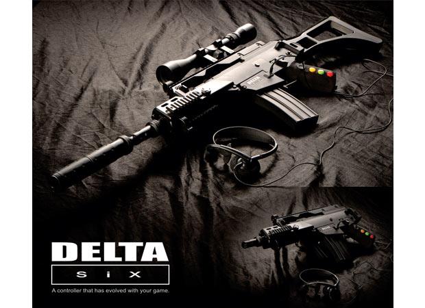 deltasix [Gadgets do Dia] 05 de outubro de 2012