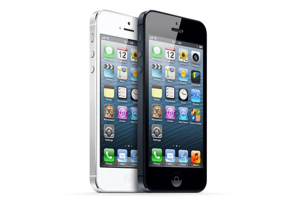 the new apple iphone 5 1 620x413 iPhone 5 desbloqueado é vendido pela Apple (nos EUA), a partir de US$ 649