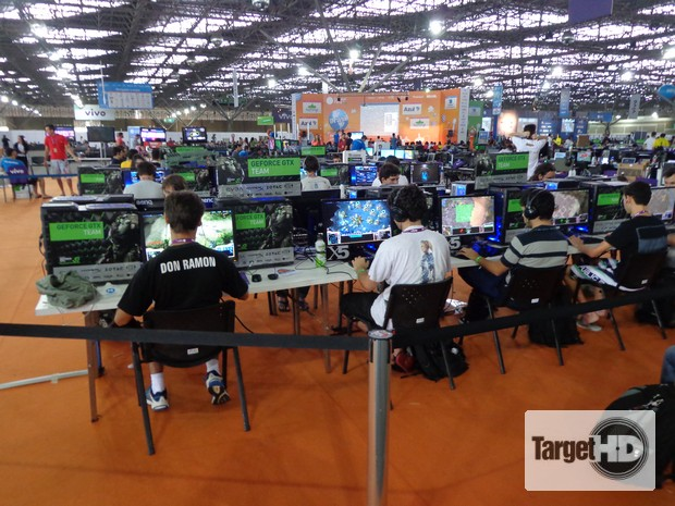 DSC00459 O que ainda não mostramos da Campus Party Brasil 2013