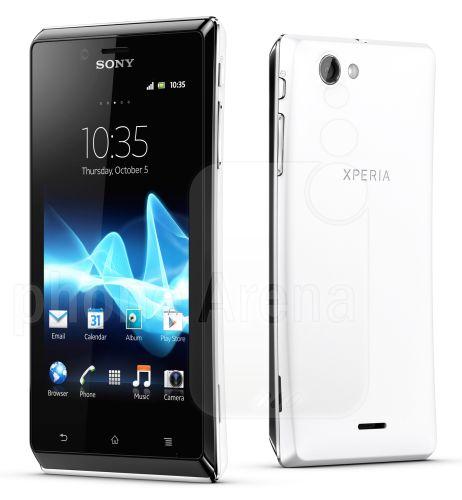 Sony Xperia J 3ad Smartphone Sony Xperia J é lançado no Brasil, pela operadora Claro