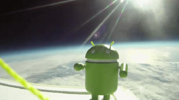 nexus space O primeiro smartphone a alcançar o espaço é um Nexus One