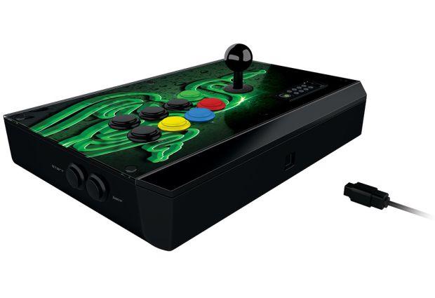 razer atrox xbox 360 03 Razer lança o Atrox, um joystick arcade para Xbox 360, que foi concebido com a ajuda dos gamers