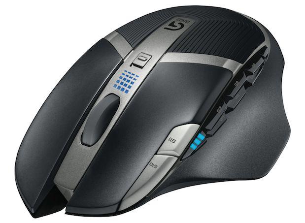 g602 02 Logitech G602, um mouse para games com uma bateria inesgotável