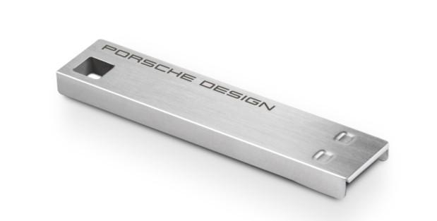 porsche lacie usb key LaCie e Porsche Design apresentam pendrive USB 3.0 feito para os amantes do design e da segurança