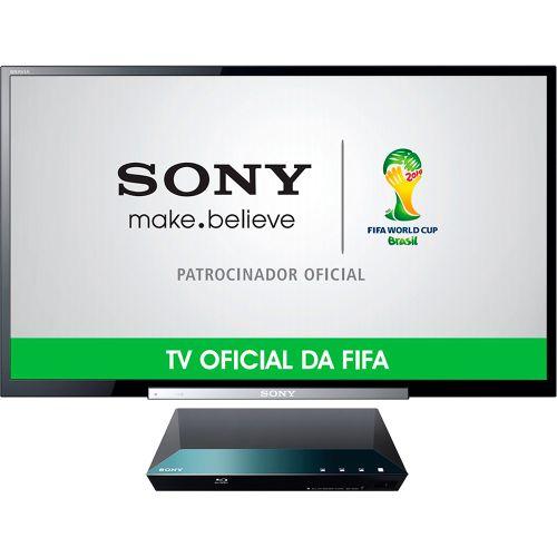 116385459SZ Dicas de Compras | Combo TV LED 40 Sony KDL 40R485A + Blu Ray Player com Wi Fi BDP S3100, por R$ 1.399 (18 02 2014)
