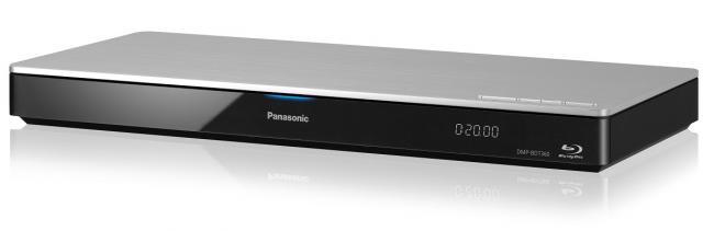 DMP BDT360 Panasonic DMP BDT360, um Blu ray player que também aposta no Miracast