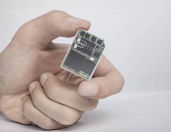 intel edison CES 2014 | Intel mostrou o Edison, o seu computador em forma de cartão microSD