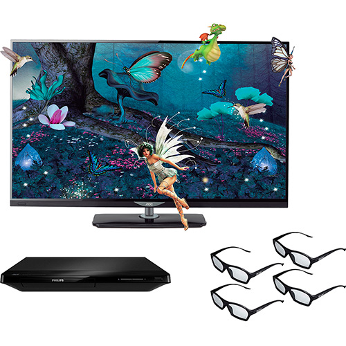 117478260 1GG Dicas de Compras | Combo TV LED 39 AOC LE39D7430 + Blu Ray Player 3D Philips BDP2180X/78, por R$ 1.399 (19 02 2014)
