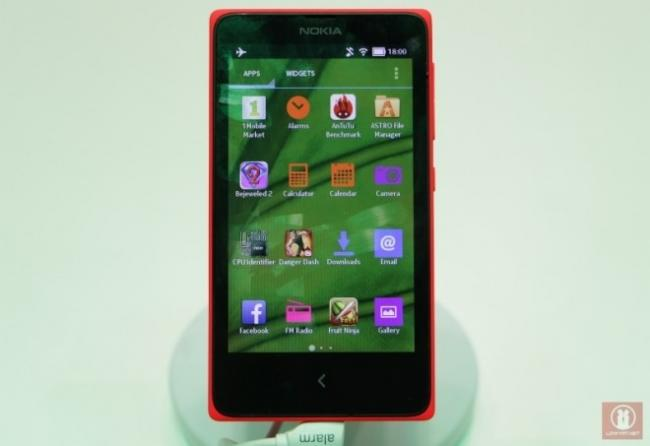 650 1000 gsmarena 001 MWC 2014 | Flagraram o Nokia X e o Nokia XL rodando a Nova Launcher
