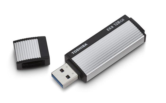 transmemory pro Toshiba TransMemory Pro USB 3.0 oferece em um pendrive 128 GB de armazenamento