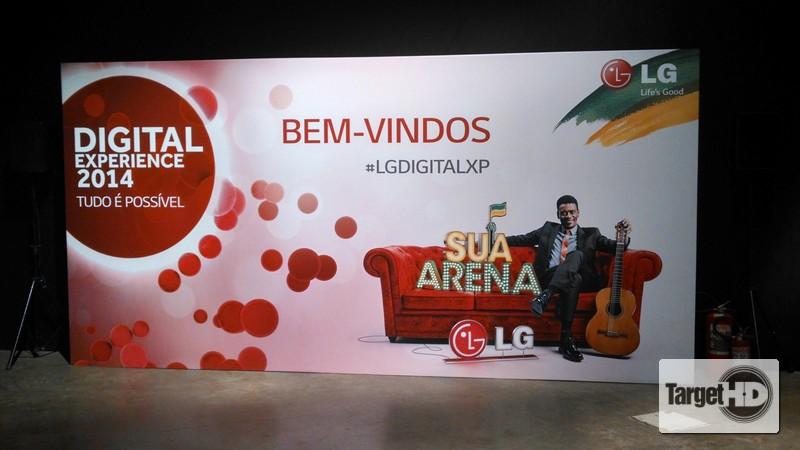 2014 03 25 09.02.14 LG Digital Experience 2014 | 10ª edição do evento mostra as novidades da empresa para o mercado brasileiro