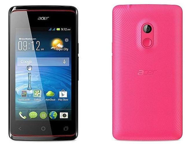 acer liquid z200 Acer Liquid Z200, um smartphone Android de 79 euros
